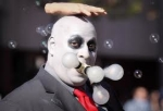 Uncle Fester: photo by Greg Foster